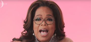 Oprah claims to have never played hooky from work in her life