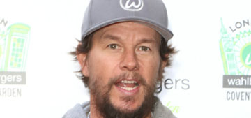 Mark Wahlberg made the DJ at his daughter's dance turn off explicit song