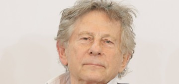 Roman Polanski won't attend the Cesar Awards for fear of being 'lynched' (ugh)