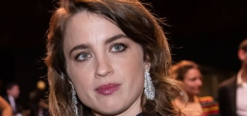 Adele Haenel walked out of the Cesar Awards when Roman Polanski won