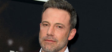 Ben Affleck: 'I don't know all the answers. I'm only an expert in my own failings'