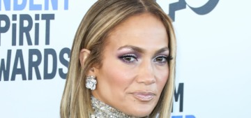 Jennifer Lopez 'felt like I let everybody down' when she was snubbed for an Oscar nom