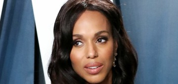 Kerry Washington: 'There was one woman on a set. We were siloed'