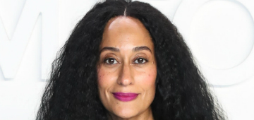 Tracee Ellis Ross sings in her new movie, which was 'terrifying' to her