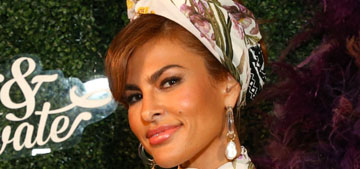 Eva Mendes: Fashion and clothing are emotional and help cement memories