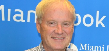 Chris Matthews abruptly resigned from his MSNBC show 'Hardball' on-air