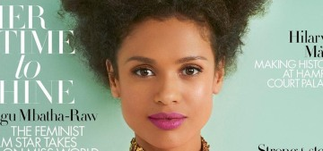 Gugu Mbatha-Raw isn't looking for an Oscar: 'You can't have that as your end game'