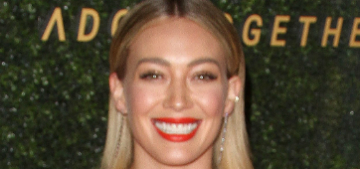 Hilary Duff teaches her son sustainability: 'He's getting a little heartbroken'