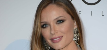 Georgina Chapman is 'disgusted' by her ex-husband Harvey Weinstein these days