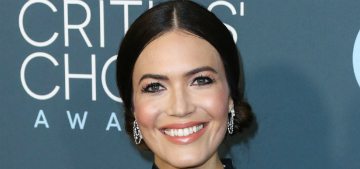 Mandy Moore won't talk about Ryan Adams: 'he gets off on being talked about'