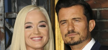 Katy Perry announces her pregnancy with Orlando Bloom, she's due this summer