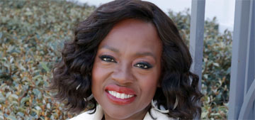 Viola Davis on aging: you value life and time because you feel like you're running out