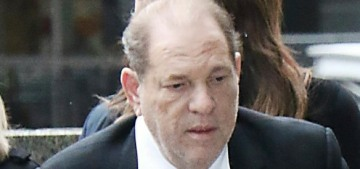 Rapist Harvey Weinstein is finally at Rikers after having heart surgery this week