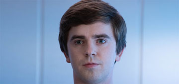Freddie Highmore: people are stealing surgical masks & soap from The Good Doctor set