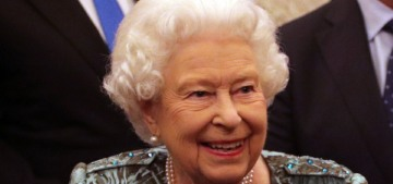 The Queen might cancel her May garden parties because of the coronavirus