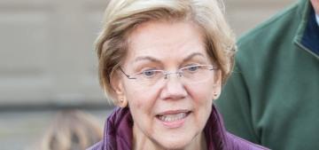 Elizabeth Warren did a 'Flipped the switch' Tik Tok with Kate McKinnon