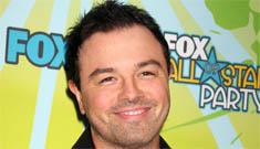 Family Guy's Seth MacFarlane: Stewie is totally gay