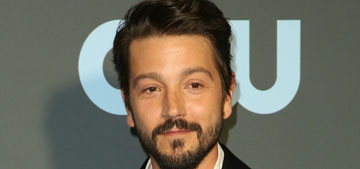 Diego Luna clarifies: I'm not in love with Jabba the Hutt