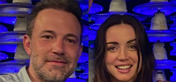 Ben Affleck sources confirm he's dating Ana de Armas, they made out at the airport
