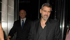 George Clooney medical records leaked