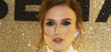 Keira Knightley admits that her daughter has seen all of the Disney princess movies