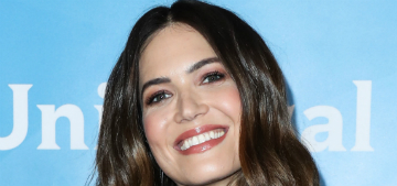 Mandy Moore's cat sings with her, but only after she changed the cat's name