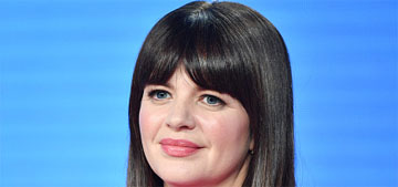 Casey Wilson wore adult diapers for her arrest with Jane Fonda, needed them