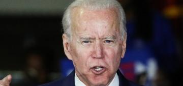 Joe Biden won Michigan, Mississippi, Missouri & Idaho in yesterday's primaries