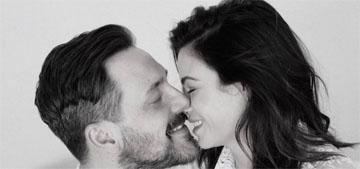 Jenna Dewan and Steve Kazee welcome son Callum Michael Rebel Kazee