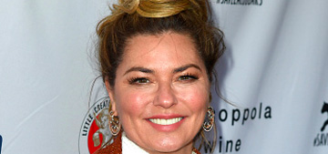 Shania Twain: it's a waste of energy to try and slow the aging process