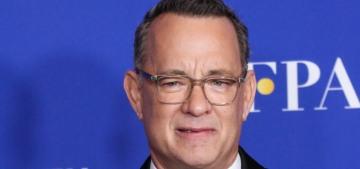 Tom Hanks & Rita Wilson tested positive for the coronavirus in Australia