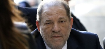 Harvey Weinstein had 'chest pains' after being sentenced to 23 years in prison