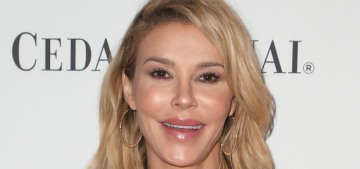 Brandi Glanville spills details on all of the famous men she's dated & slept with