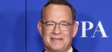 Tom Hanks wants us to know that he & Rita Wilson are fine in their corona-isolation