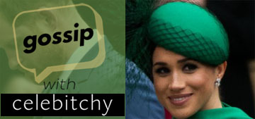 'Gossip With Celebitchy' podcast #43: We're a little sick but already work from home (update)