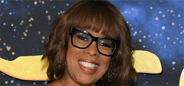 Gayle King caught her ex cheating when she came home early from a trip with their kids