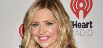 Sarah Michelle Gellar on what excites her the most: getting 6 hours of sleep in a row