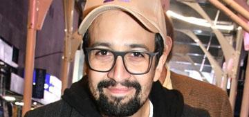 Lin-Manuel Miranda shares an unreleased Hamilton song following Broadway shutdown