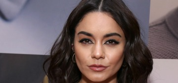 Vanessa Hudgens: 'people are going to die, which is terrible but like, inevitable?'