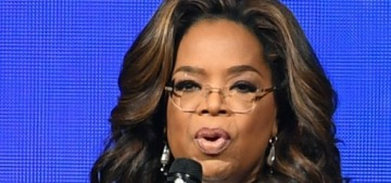 No, Oprah Winfrey was not arrested for sex trafficking, that's a QAnon lie