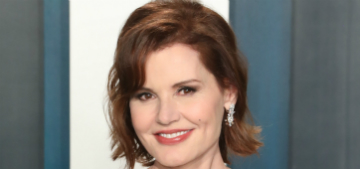 Geena Davis: Gender parity in lead roles has finally happened, but there's more to do