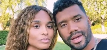 Ciara and Russell Wilson donate a million meals to Seattle food bank