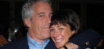 Wait, why is Ghislaine Maxwell suing Jeffrey Epstein's estate?
