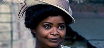 Octavia Spencer: I live beneath my means so I'm not living in golden handcuffs