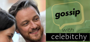 'Gossip With Celebitchy' podcast #44: Male celebrities we think go downtown