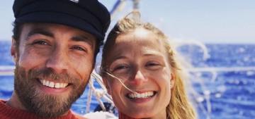 James Middleton & Alizee Thevenet are postponing their summer wedding