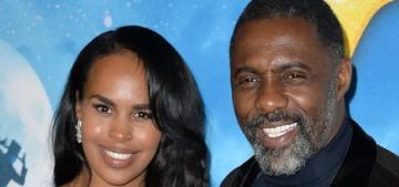 Idris Elba's wife Sabrina Dhowre tested positive for the coronavirus too