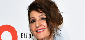 Nia Vardalos couldn't go to her dad's funeral, is focusing on raising money for charity