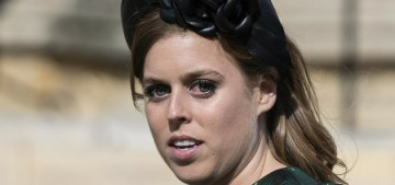 Princess Beatrice's wedding ceremony could be a five-person 'elopement'
