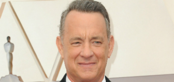 Tom Hanks says he and Rita are feeling better two weeks later